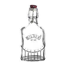 Kilner Sloe Gin Clip Top Preserve Bottle 275ml