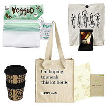 Eco-friendly Shopping Gift Bag Bundle