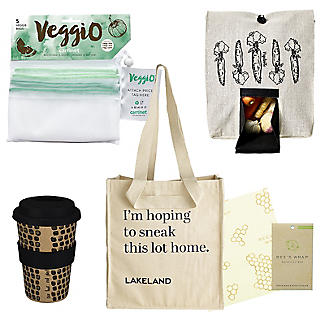 Eco-friendly Shopping Gift Bag Bundle