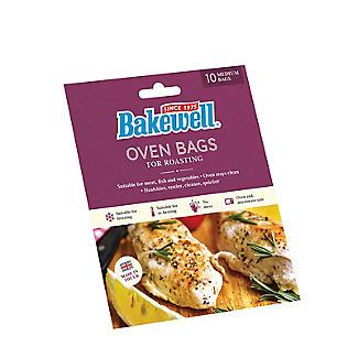 10 Bakewell Oven Bags for Roasting 25 x 38cm – Medium