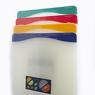 Colourworks Reversible Chopping Board – Colours Vary alt image 2