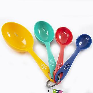 Colourworks 4-Piece Measuring Cup Set