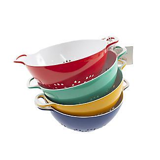 Colourworks Small Colander 15cm – Colours Vary  alt image 2