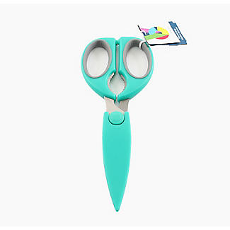 Colourworks Silicone Grip Multipurpose Kitchen Scissors – Colours Vary alt image 4