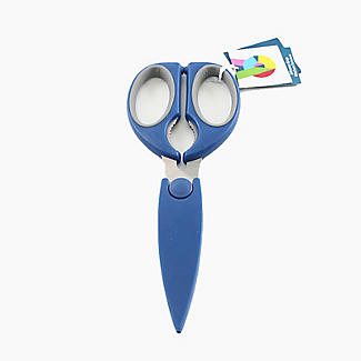 Colourworks Silicone Grip Multipurpose Kitchen Scissors – Colours Vary alt image 5