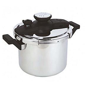 Prestige 4-Piece Stainless Steel Pressure Cooker Set – 3L and 6L alt image 4