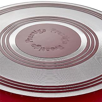 Prestige Cushion Smart Frying Pan Red 24cm alt image 6