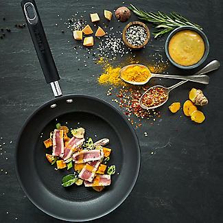 Circulon Total Hard Anodised Frying Pan 22cm alt image 2