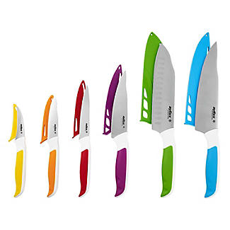 Zyliss Comfort 6-Piece Kitchen Knife Set