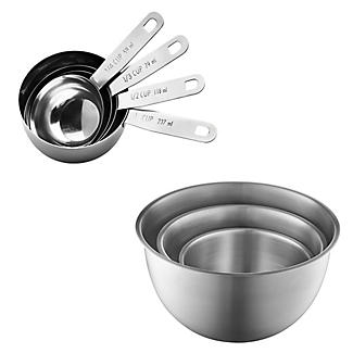 12-Piece Lakeland Stainless Steel Prep Set