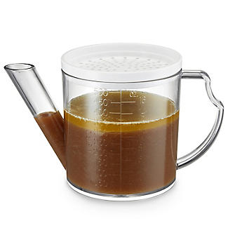 Lakeland Gravy Fat Skimmer Jug with Strainer 500ml