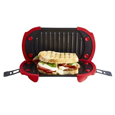L 233 Ku 233 Microwave Grill For Toasted Sandwiches And More