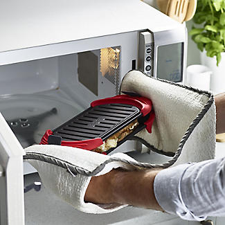 Lékué Microwave Grill for Toasted Sandwiches and More alt image 3