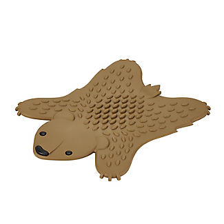 Grizzly Bear Silicone Trivet