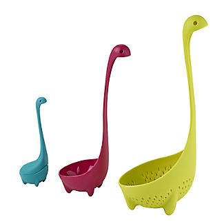 Nessie Family Nesting Utensil Set – Set of 3 alt image 3