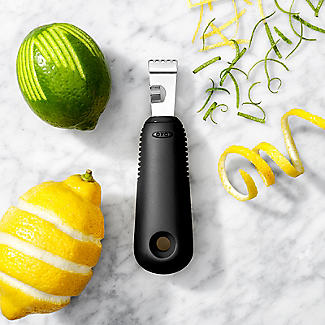 OXO Good Grips Citrus Zester with Channel Knife alt image 2