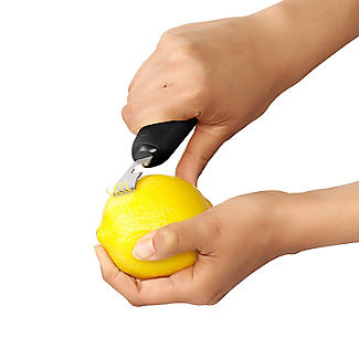 OXO Good Grips Citrus Zester with Channel Knife alt image 3