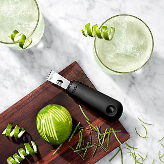 OXO Good Grips Citrus Zester with Channel Knife alt image 5