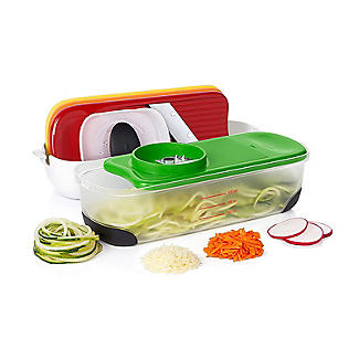 OXO Good Grips Spiralize, Grate and Slice Set alt image 2