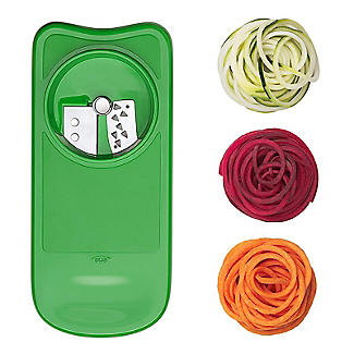 OXO Good Grips Spiralize, Grate and Slice Set alt image 8