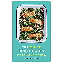 The Quick Roasting Tin Cookbook by Rukmini Iyer