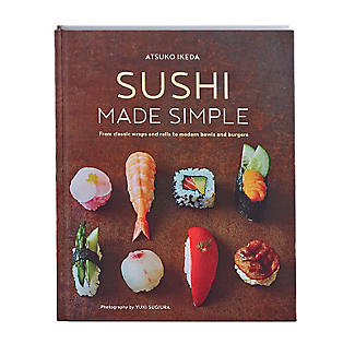 Sushi Made Simple Cookbook by Atsuko Ikeda