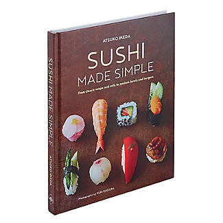Sushi Made Simple Cookbook by Atsuko Ikeda alt image 4