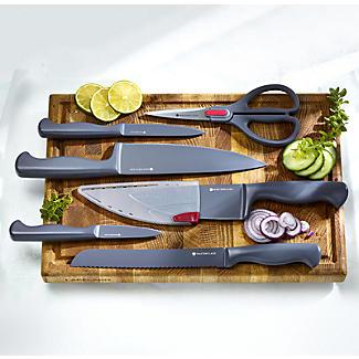 Masterclass 5-Piece Knife Armour Knife Block Set alt image 2