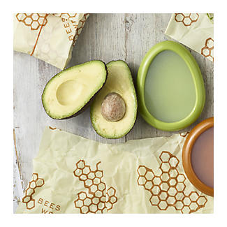 Lakeland Fresh Stretch Silicone Avocado Pod alt image 2