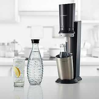 Sodastream Crystal Sparkling Water Maker with Gas Cylinder Megapack alt image 2