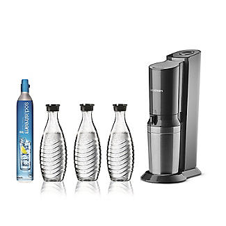 Sodastream Crystal Sparkling Water Maker with Gas Cylinder Megapack alt image 4