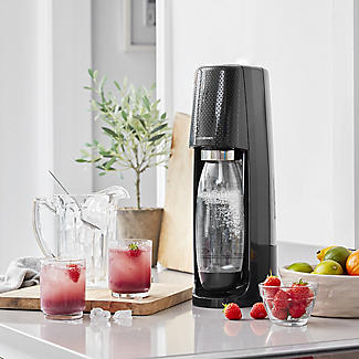 Sodastream Spirit Sparkling Water Maker with Gas Cylinder Megapack alt image 2