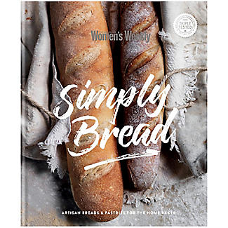 The Australian Women's Weekly Simply Bread Cookbook