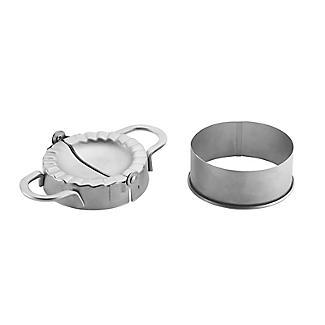 Prue's World Stainless Steel Dumpling Press & Cutter alt image 7