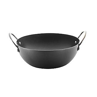 Prue's World 20cm Karahi Cooking Dish with Serving Basket alt image 3