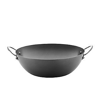 Prue's World 25cm Karahi Cooking Dish with Serving Basket alt image 3