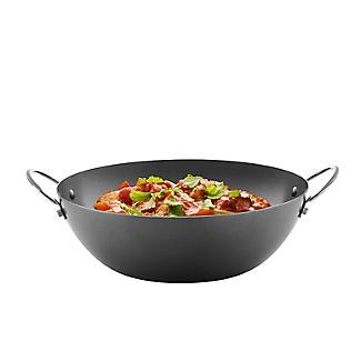 Prue's World 25cm Karahi Cooking Dish with Serving Basket alt image 7