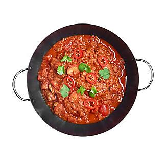 Prue's World 25cm Karahi Cooking Dish with Serving Basket alt image 9