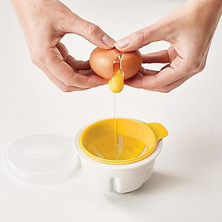 Joseph Joseph M-Cuisine M-Poach Microwave Egg Poacher alt image 2