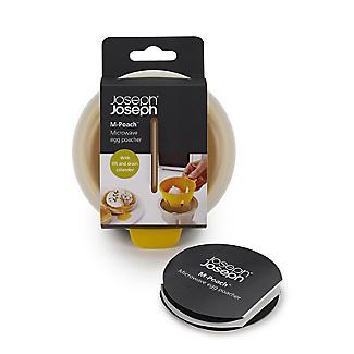 Joseph Joseph M-Cuisine M-Poach Microwave Egg Poacher alt image 3