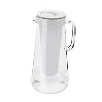 LifeStraw Home Water Filter Carafe Jug White