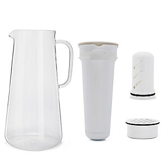 LifeStraw Home Water Filter Carafe Jug White alt image 2