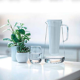 LifeStraw Home Water Filter Carafe Jug White alt image 3