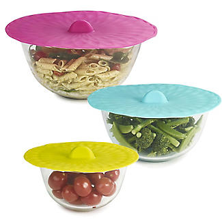 3 Joie Silicone Food Storage Lids alt image 3