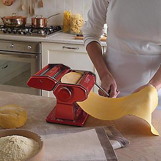 Marcato Atlas 150mm Pasta Maker Machine Red alt image 5