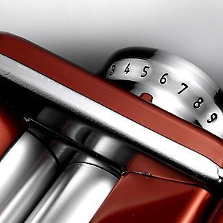Marcato Atlas 150mm Pasta Maker Machine Red alt image 6
