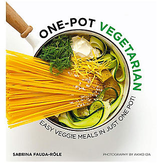 One-Pot 80 Vegetarian Recipe Cooking Book