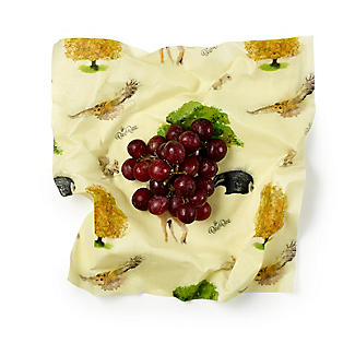 Lakeland BeeBee Reusable Beeswax Food Wraps Woodland – Family Pack of 5 alt image 3
