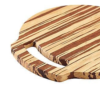 Prue's World Small Crushed Bamboo Chopping Board 26cm Dia. alt image 6