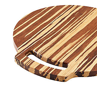 Prue's World Large Crushed Bamboo Chopping Board 31.5cm Dia. alt image 3